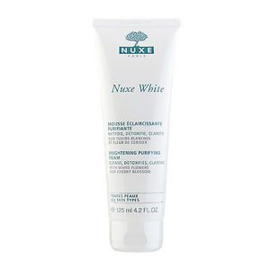 Nuxe White Brightening Purifying Foam 125ml
