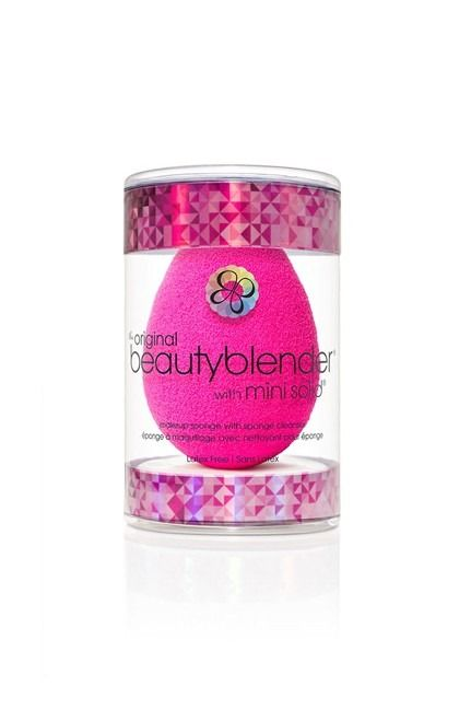 BeautyBlender Original + Mini Solid Cleanser Kit Xmas Edition