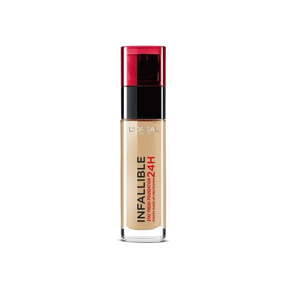 LOreal Infallible 24H Foundation 30ml 220 Sand