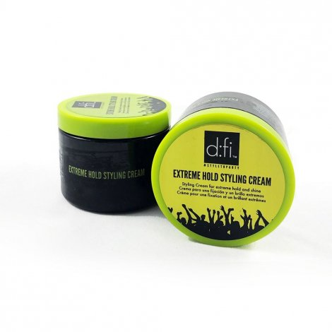2-Pack D:fi Extreme Hold Styling Cream 150g