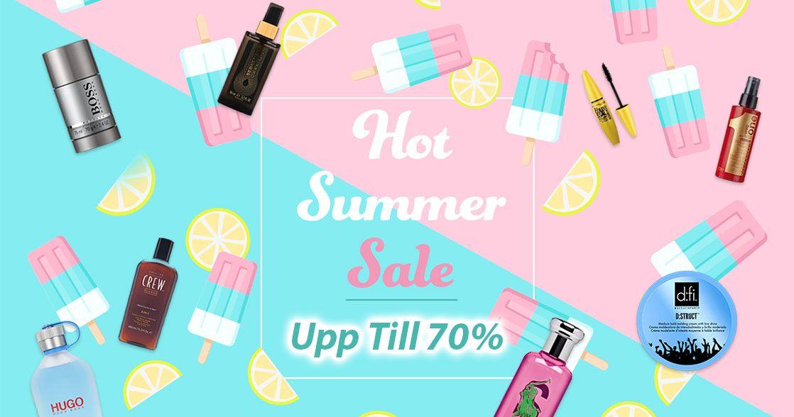 Summer sale Parfym