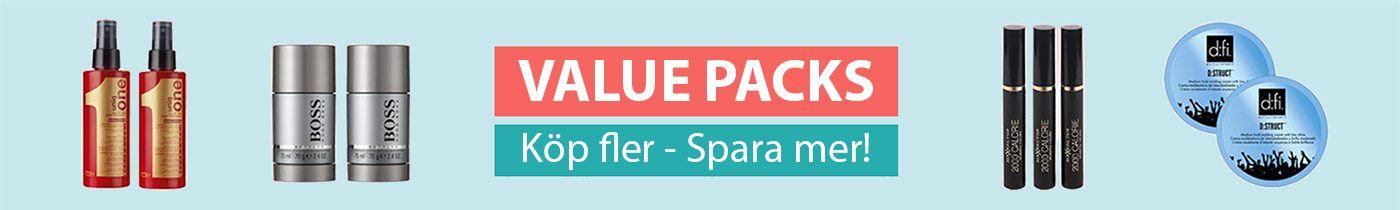 Value Packs på Parfymonline.se