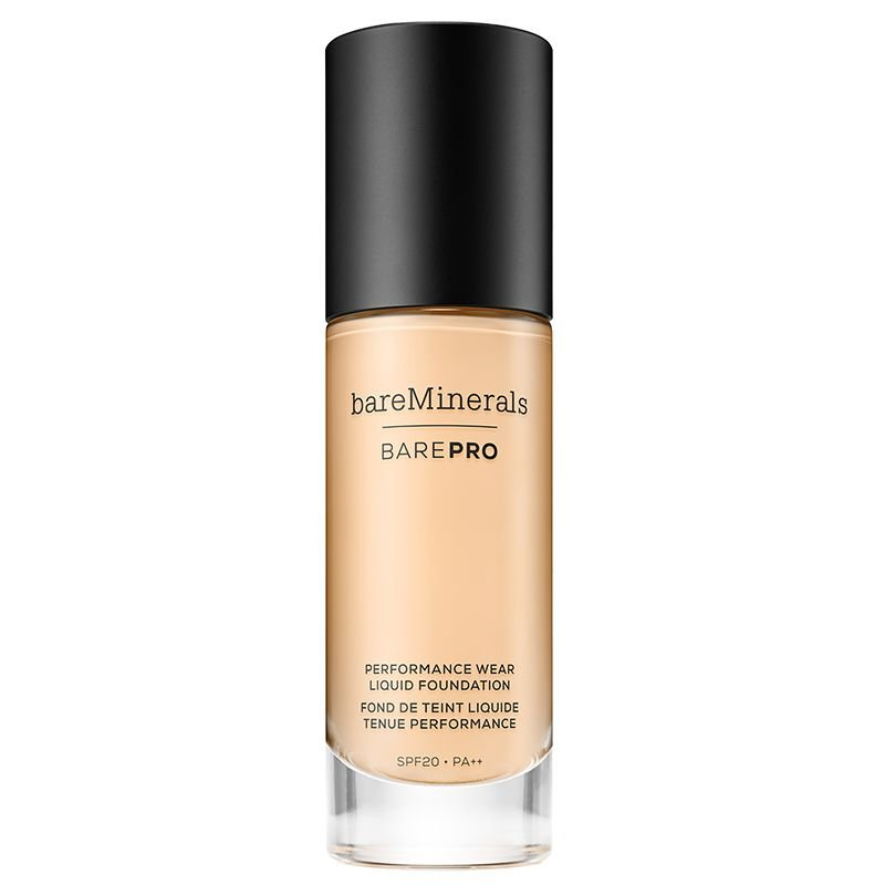 bareMinerals BAREPRO Performance Wear Liquid Foundation SPF 20 Warm Light 07