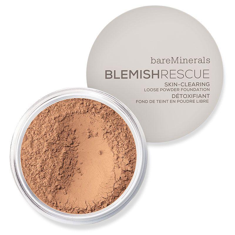 bareMinerals Blemish Rescue Skin-Clearing Loose Powder Foundation Medium Tan 3,5CN