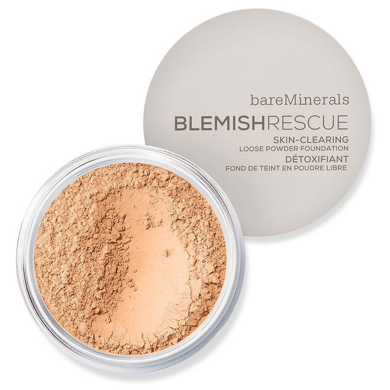 bareMinerals Blemish Rescue Skin-Clearing Loose Powder Foundation Golden Nude 3,5NW