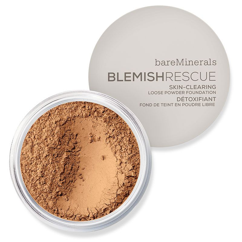 bareMinerals Blemish Rescue Skin-Clearing Loose Powder Foundation Nutral Tan 4N