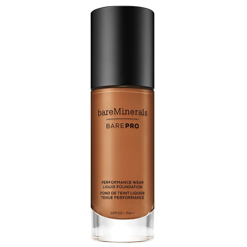 bareMinerals BAREPRO Performance Wear Liquid Foundation SPF 20 Cinnamon 25