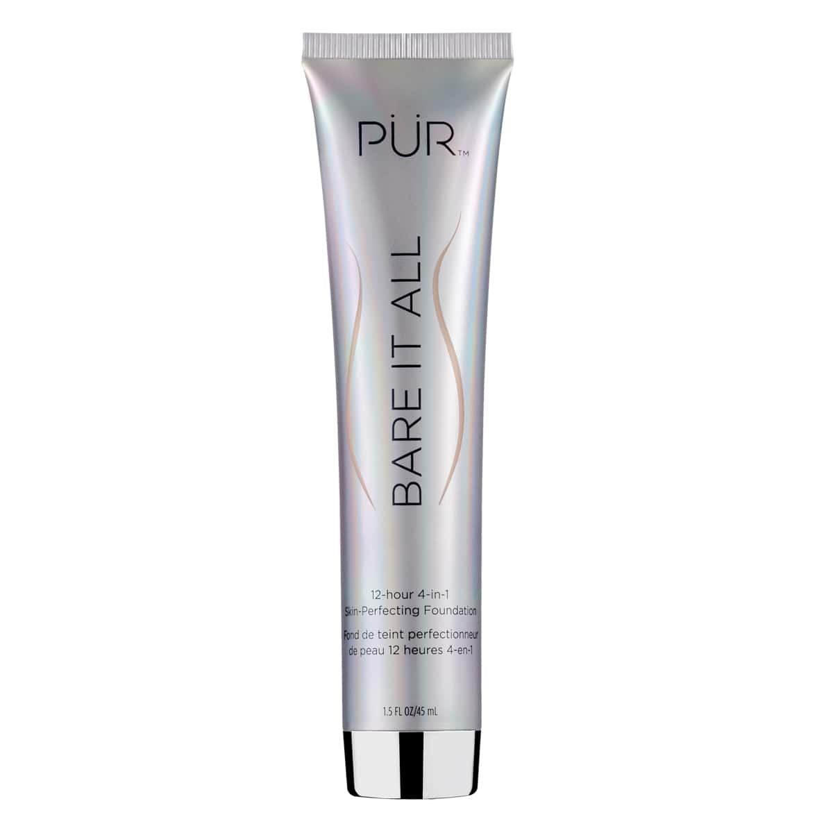 PÜR Bare it all 4-in-1 Foundation Tan 45 ml