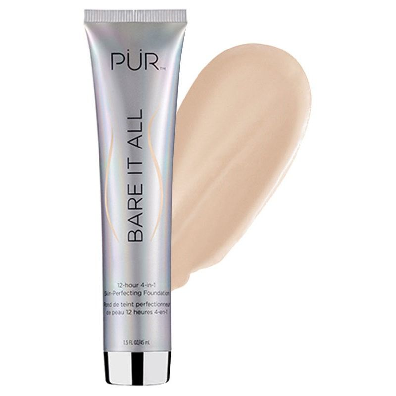 PÜR Bare it all 4-in-1 Foundation Porcelain 45 ml