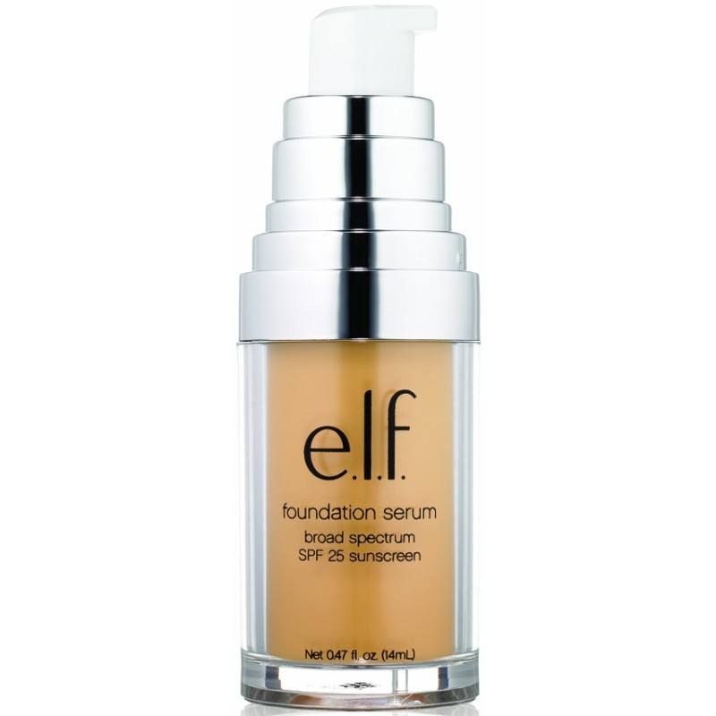 e.l.f Cosmetics Beautifully Bare Found. Serum SPF25 Light/Medium