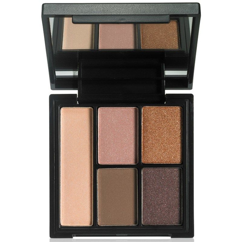 e.l.f Cosmetics Contouring Clay Eyeshadow Palette Necessary Nudes