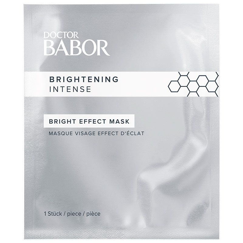 Doctor Babor Brightening Intense Bright Effect Mask 5st