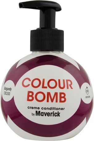 Colour Bomb Burgundy 250ml