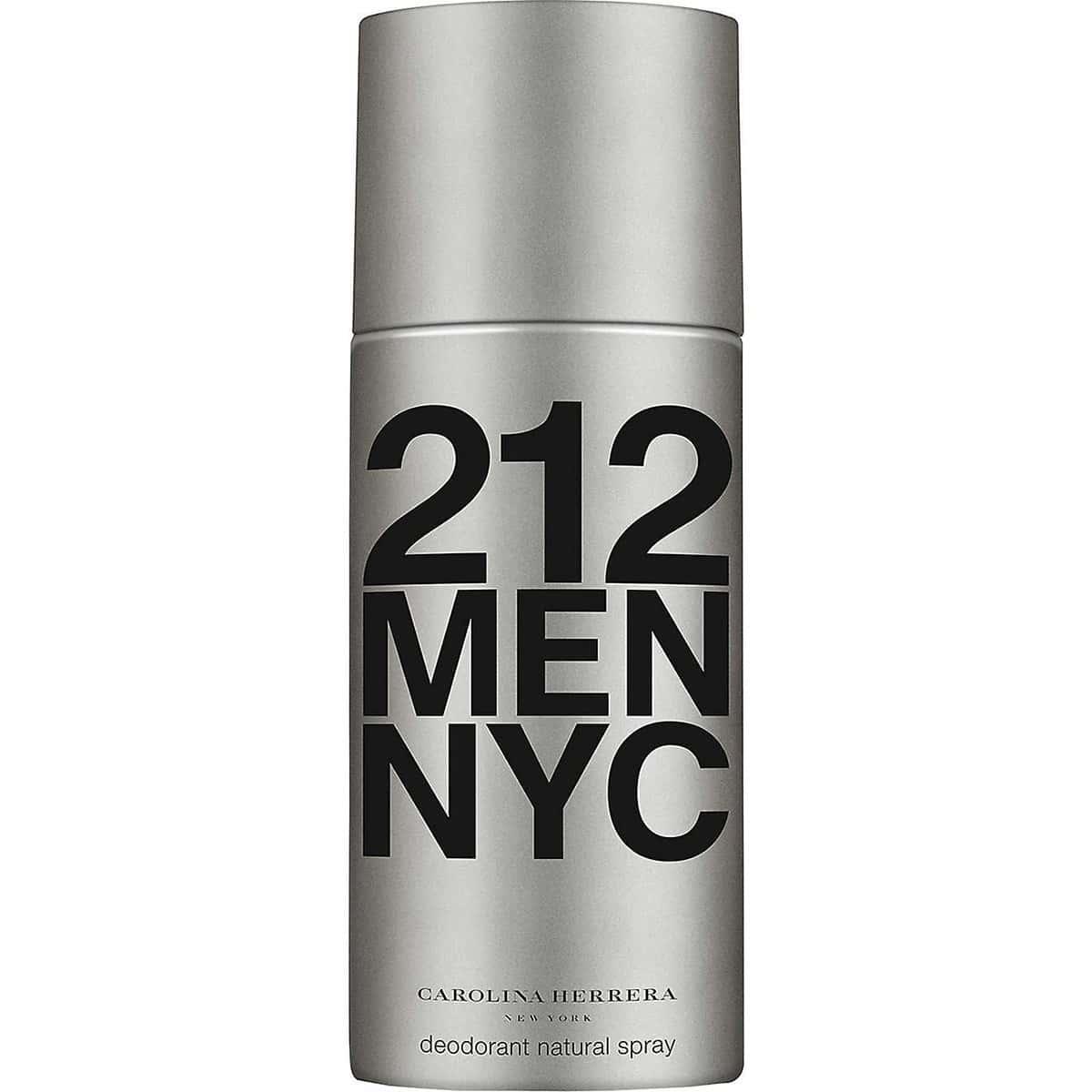 Carolina Herrera 212 Men NYC Deo Spray 150ml