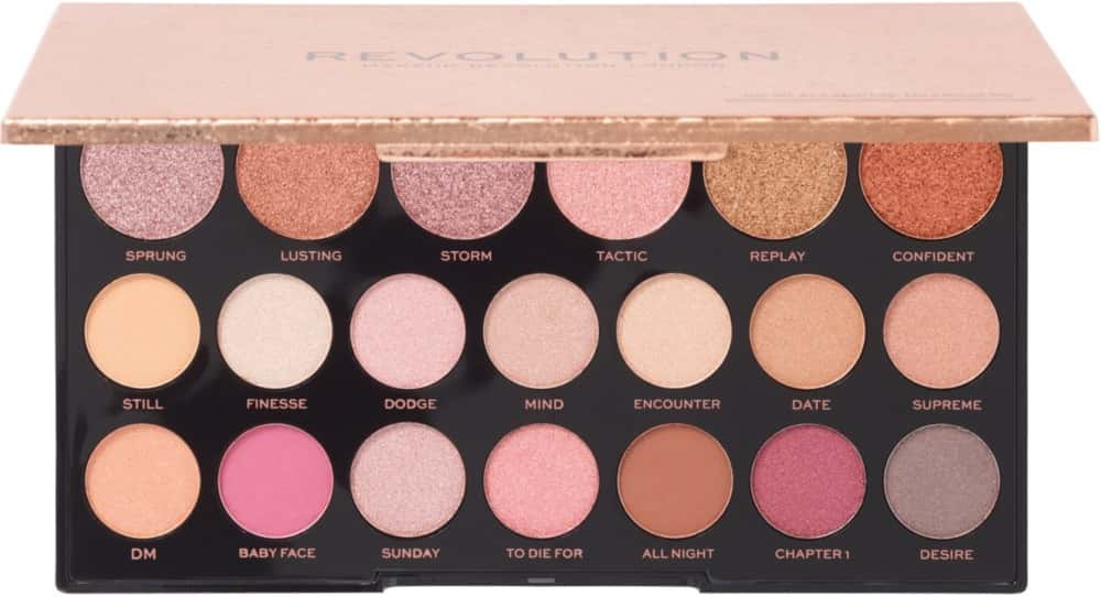 Makeup Revolution Jewel Collection Deluxe 16.9g