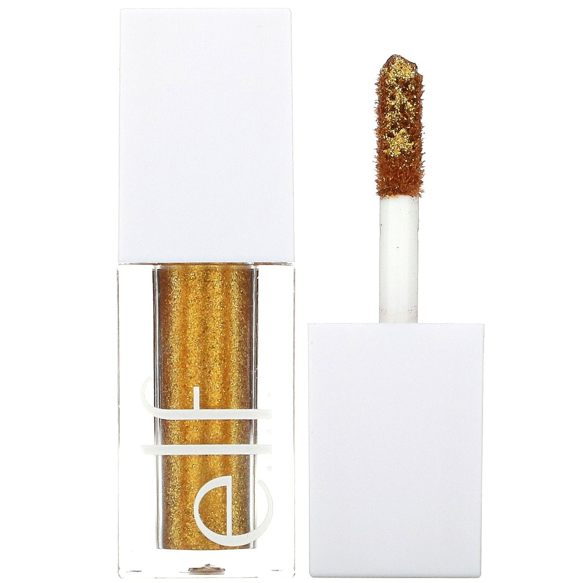 e.l.f. Glitter Melt Liquid Eyeshadow 24K Gold 3ml