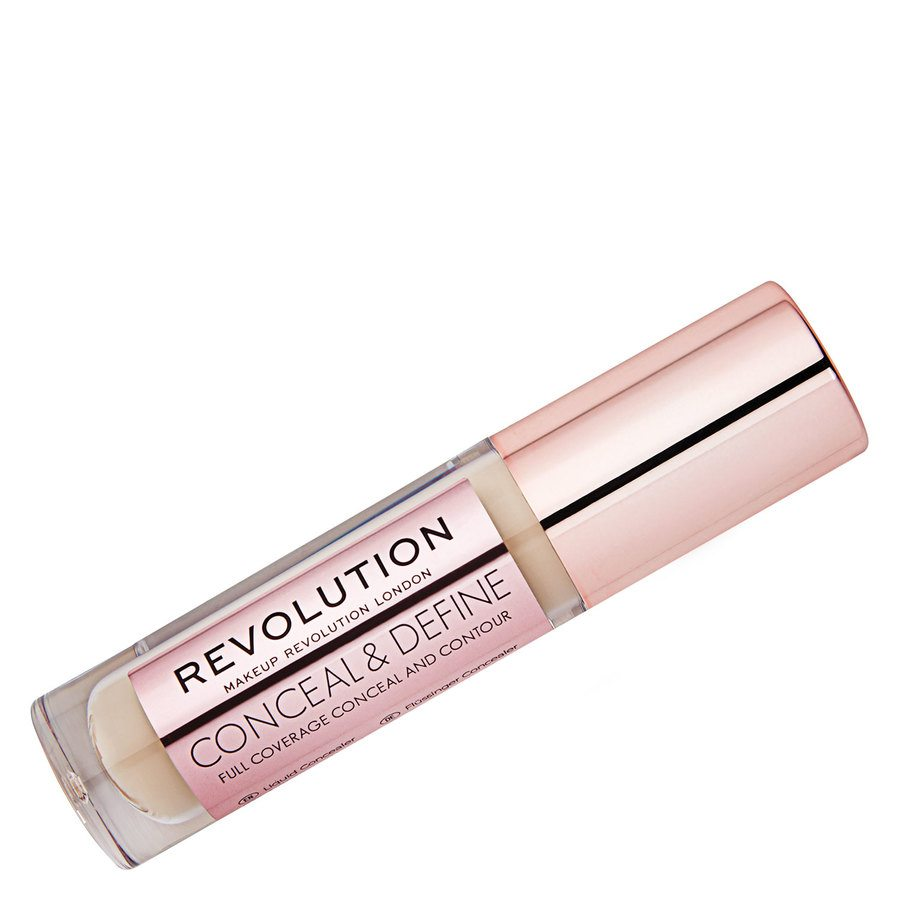 Makeup Revolution Concealer And Define C4