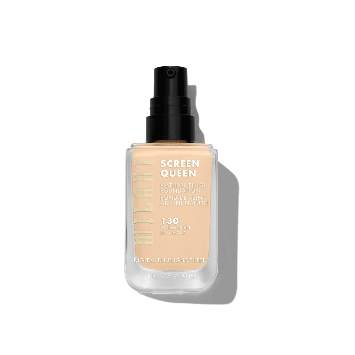 Milani Screen Queen Foundation - 130 Warm Linen