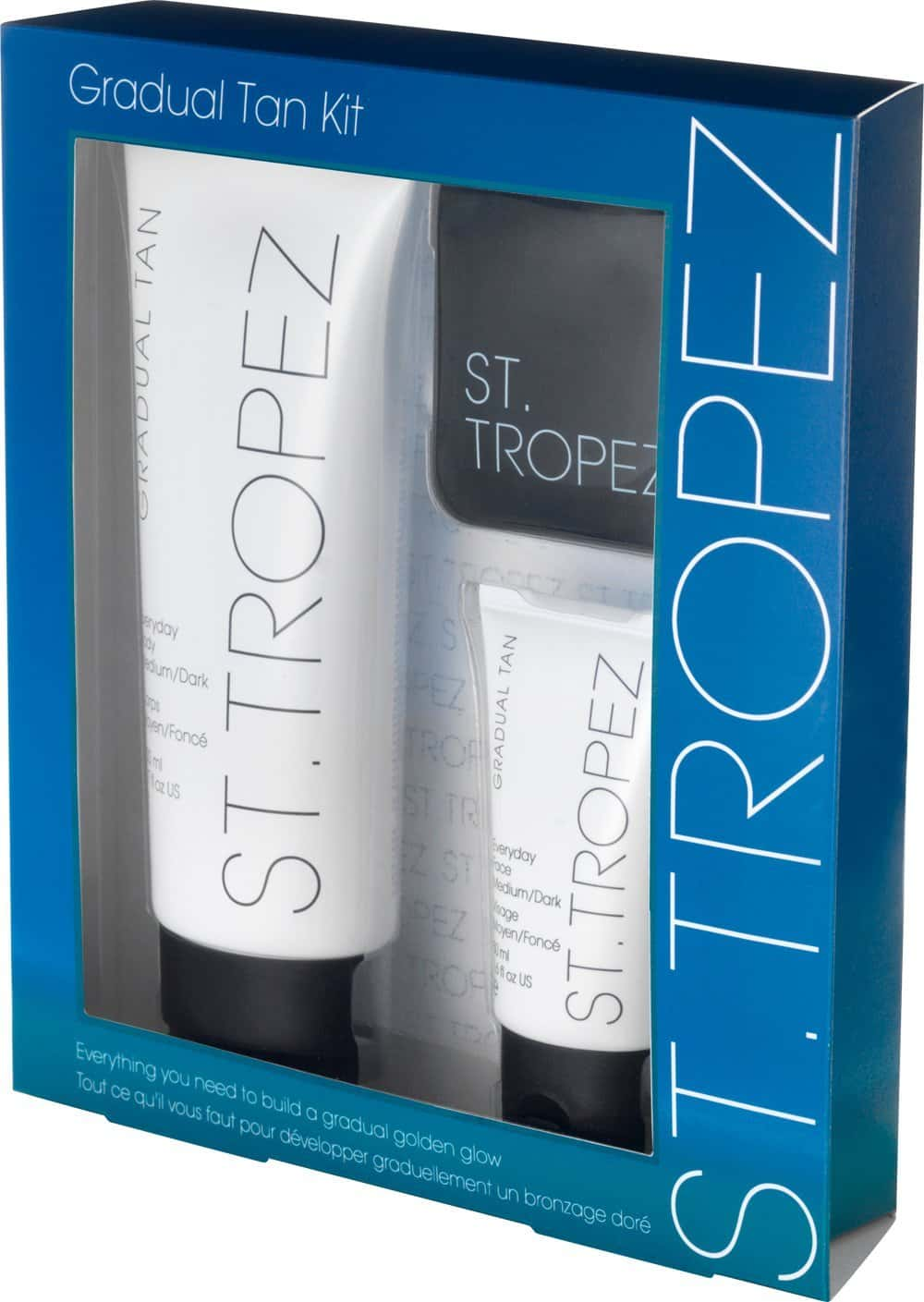 ST. Tropez Everyday Gradual Tan Body Medium/Dark Giftset