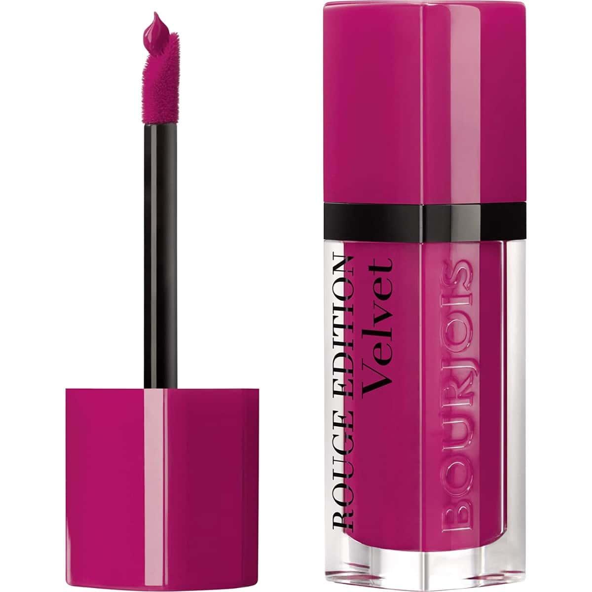 Bourjois Rouge Edition Velvet Lipstick 06 Pink Pong
