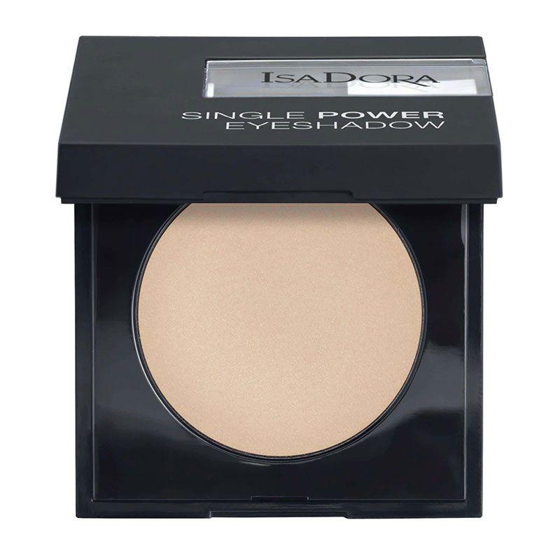Isadora Single Power Eyeshadow Bare Beige