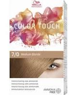Wella Color Touch 7/0 Medium Blonde 130ml