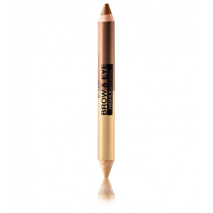 Milani Brow & Eye Highlighter Vanilla / Natural Taupe 4,8g
