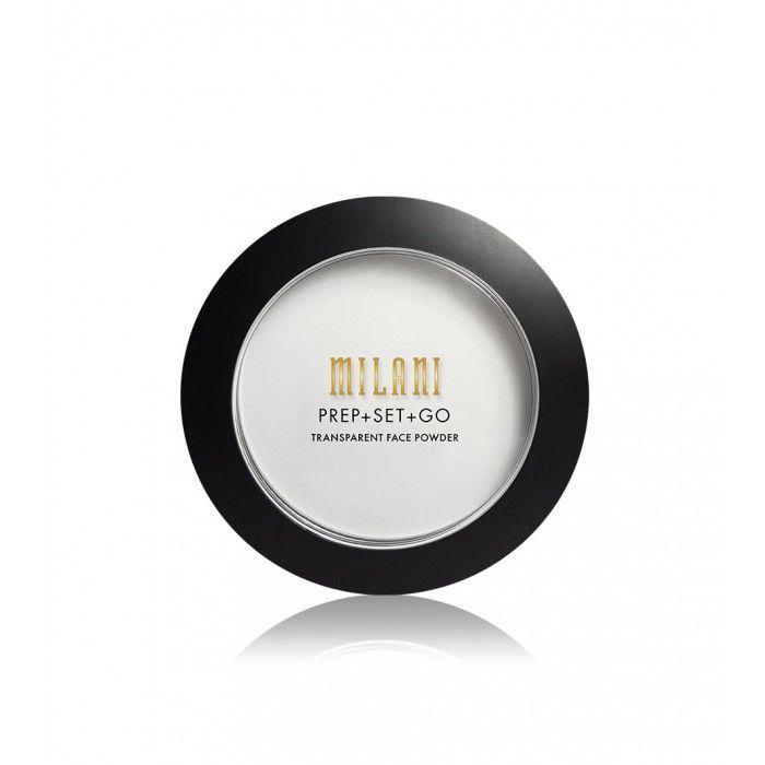 Milani Prep Set Go Transparent Face Powder