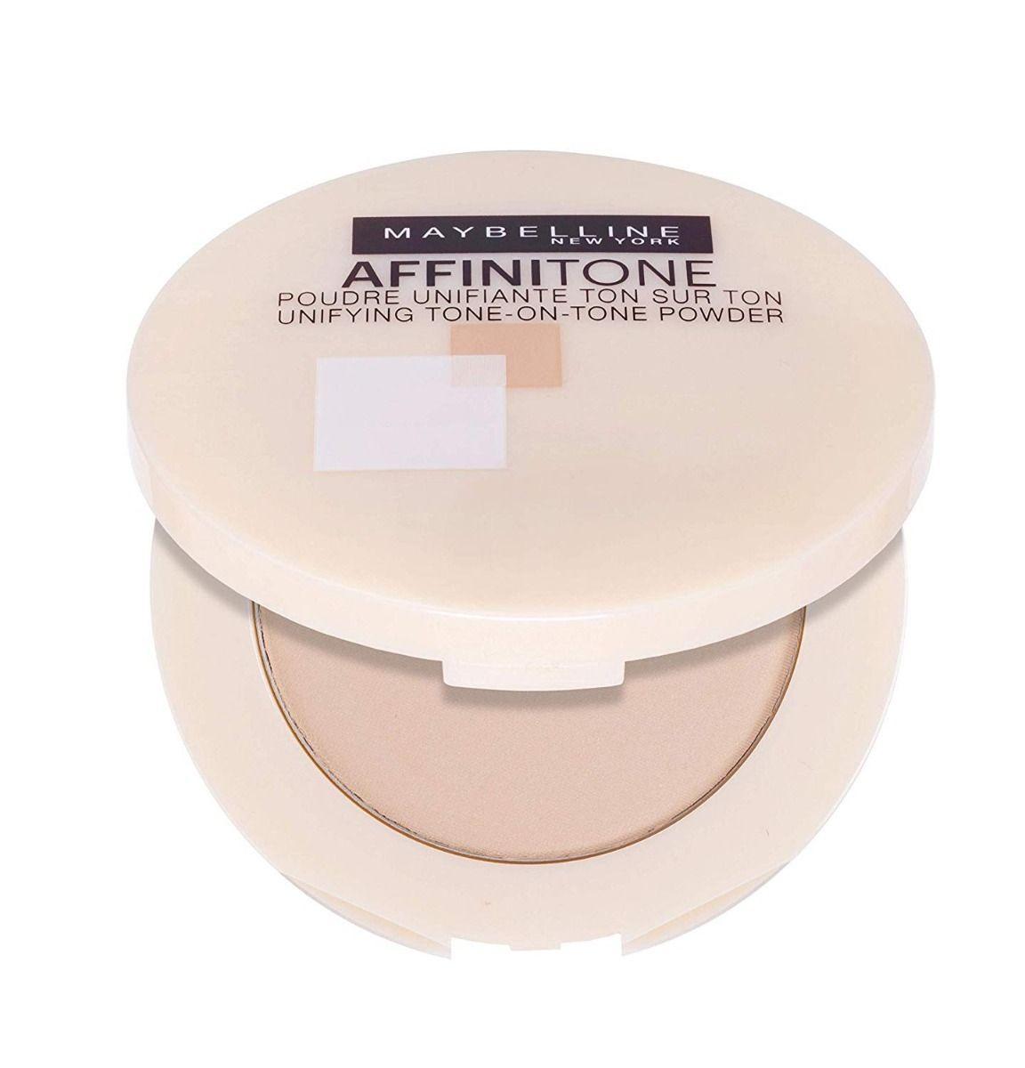 Maybelline Affinitone Powder 17 Rose Beige