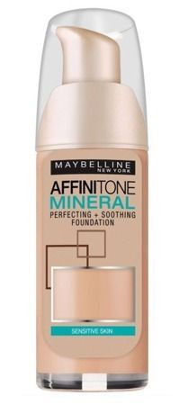 Maybelline Affinitone Mineral Foundation 040 Fawn 30ml
