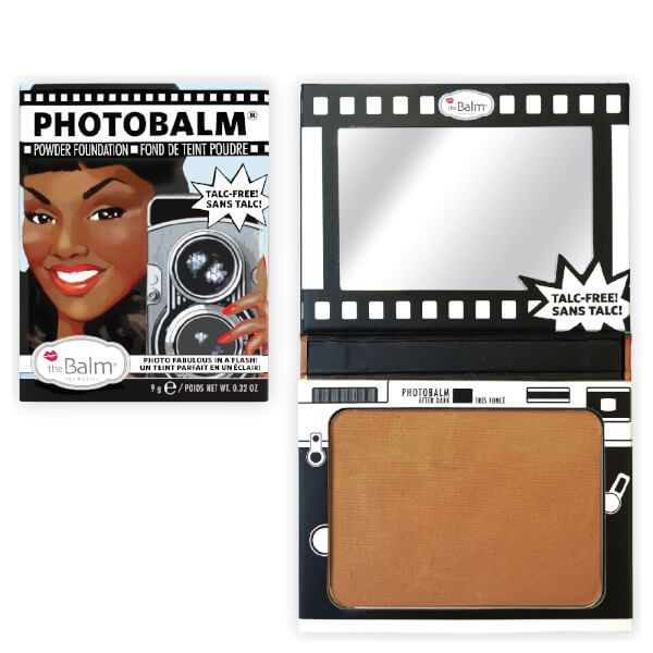 theBalm Photobalm Powder Foundation After Dark 9g