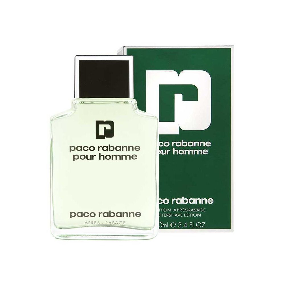 Paco Rabanne Pour Homme Aftershave Splash 100ml