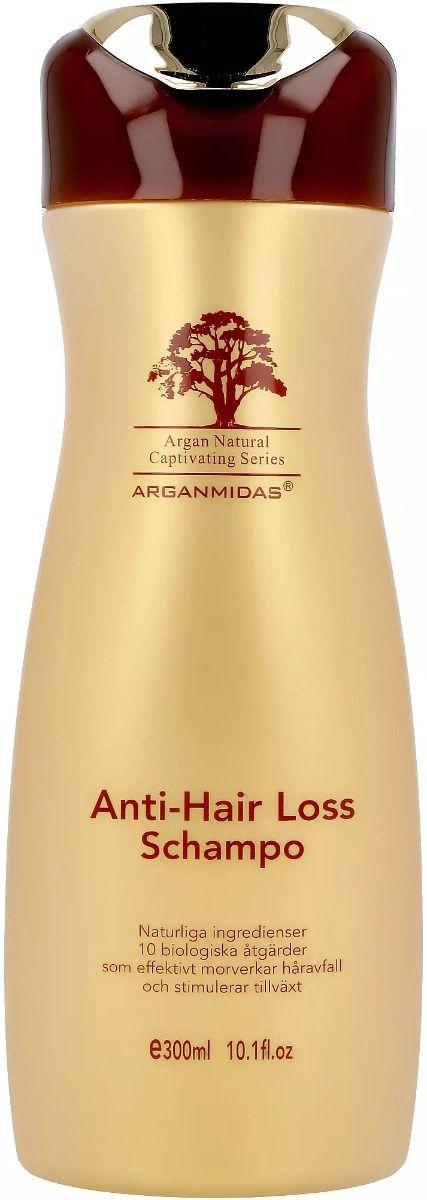 Arganmidas Anti-Hair Loss Schampo 300 ml
