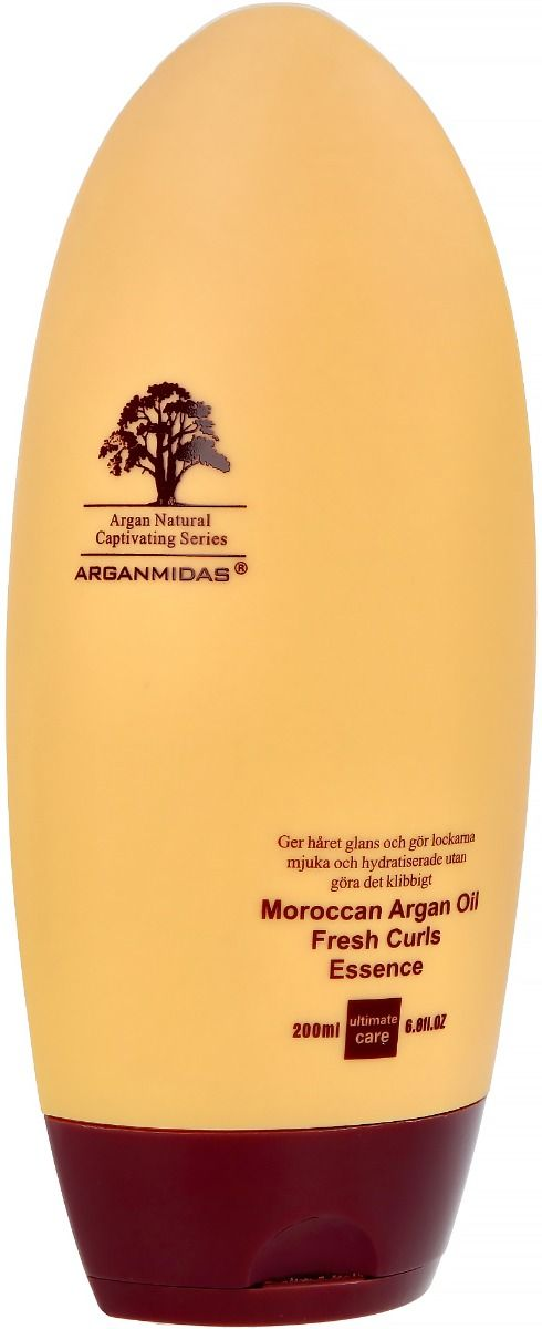 Arganmidas Argan Oil Fresh Curls Essence 200 ml