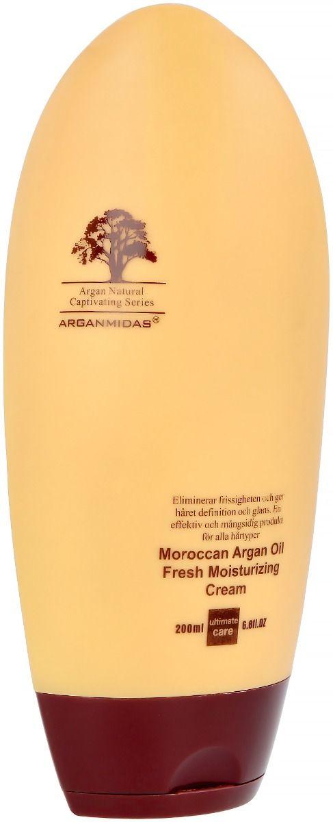 Arganmidas Argan Oil Fresh Moisturizing Cream 200 ml
