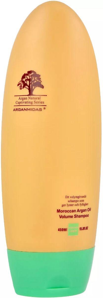 Arganmidas Moroccan Argan Oil Volume Shampoo 450 ml