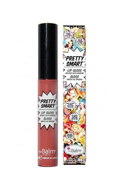 theBalm Pretty Smart Lip Gloss-Bam 6,5ml