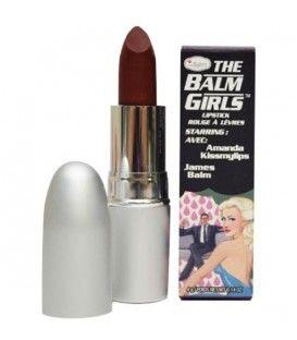 theBalm Girl Amanda Kiss My Lip