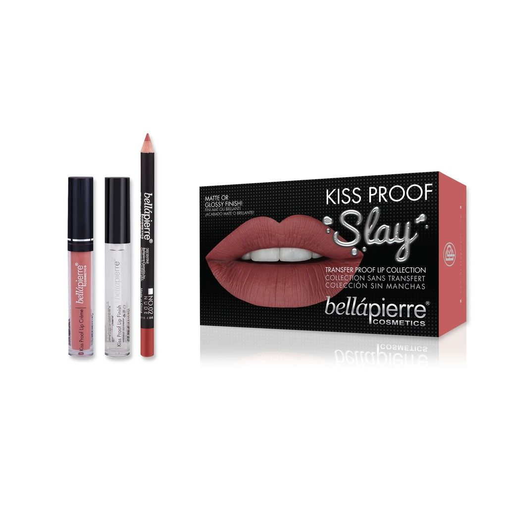 Bellapierre Kiss Proof Slay Kit - Incognito