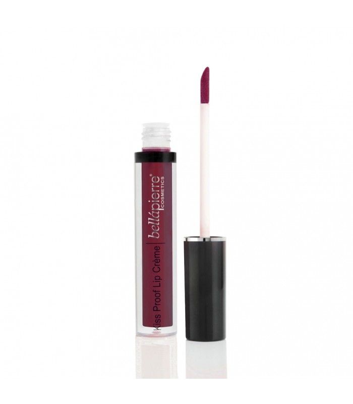 BELLAPIERRE KISS PROOF LIP CRÈME 01 ORCHID 3,8G