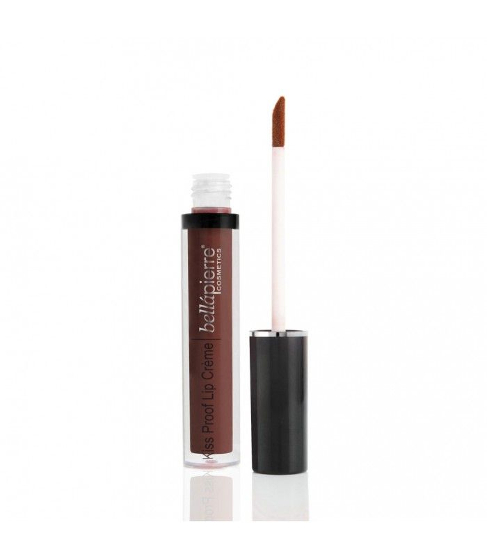 BELLAPIERRE KISS PROOF LIP CRÈME 14 BROWN SHELL 3,8G