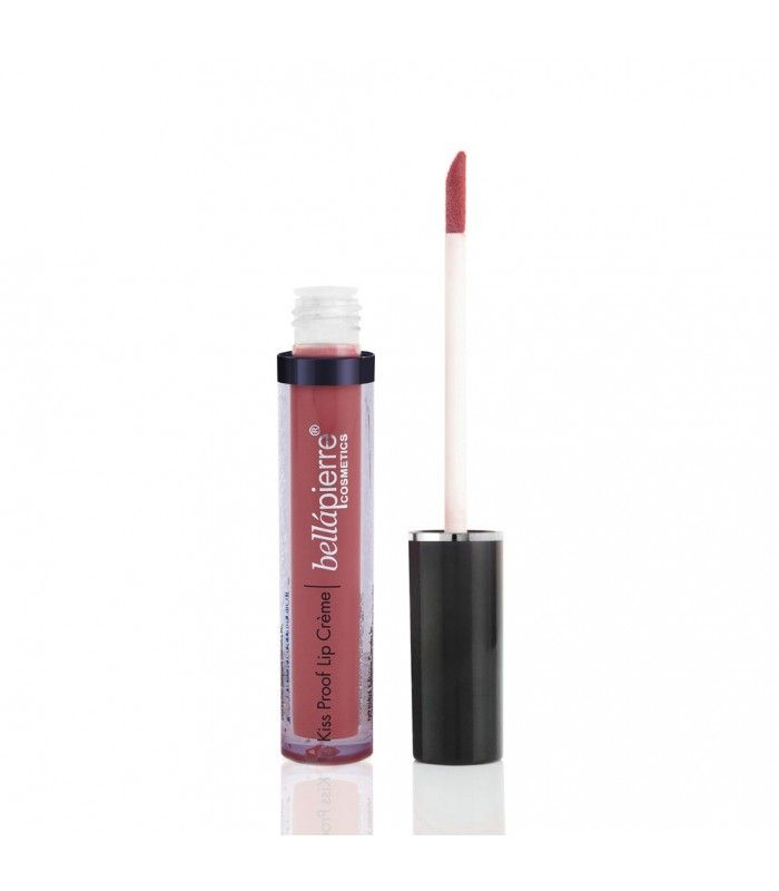 BELLAPIERRE KISS PROOF LIP CRÈME 16 MUDDY ROSE 3,8G