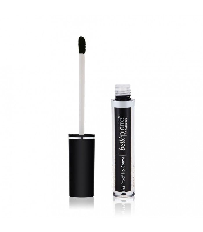 BELLAPIERRE KISS PROOF LIP CRÈME 26 PITCH BLACK 3,8G