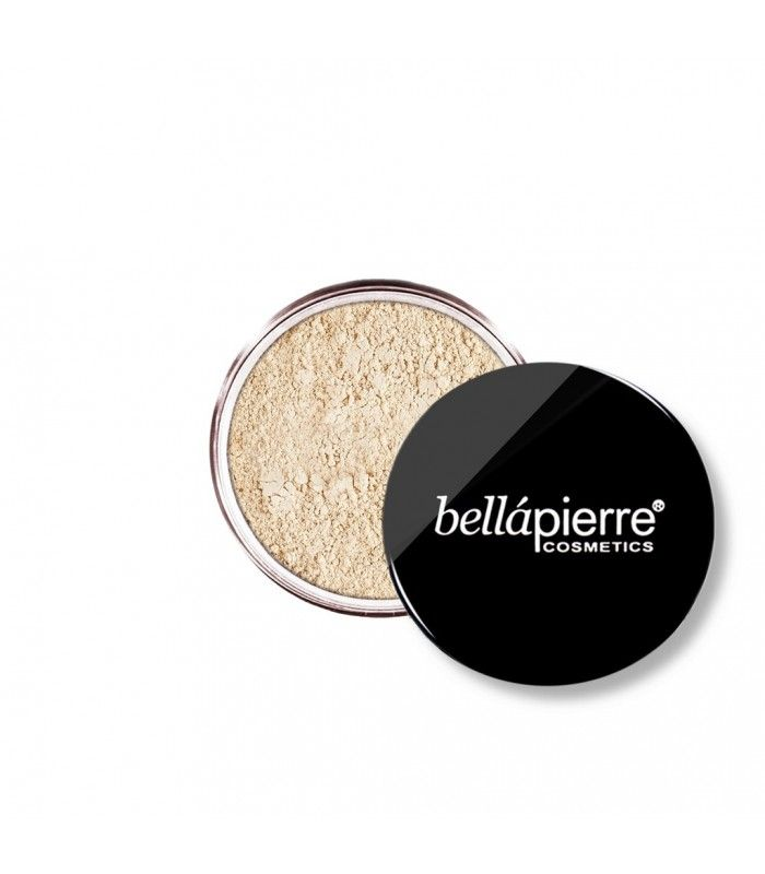 BELLAPIERRE LOOSE FOUNDATION - 01 ULTRA 9G