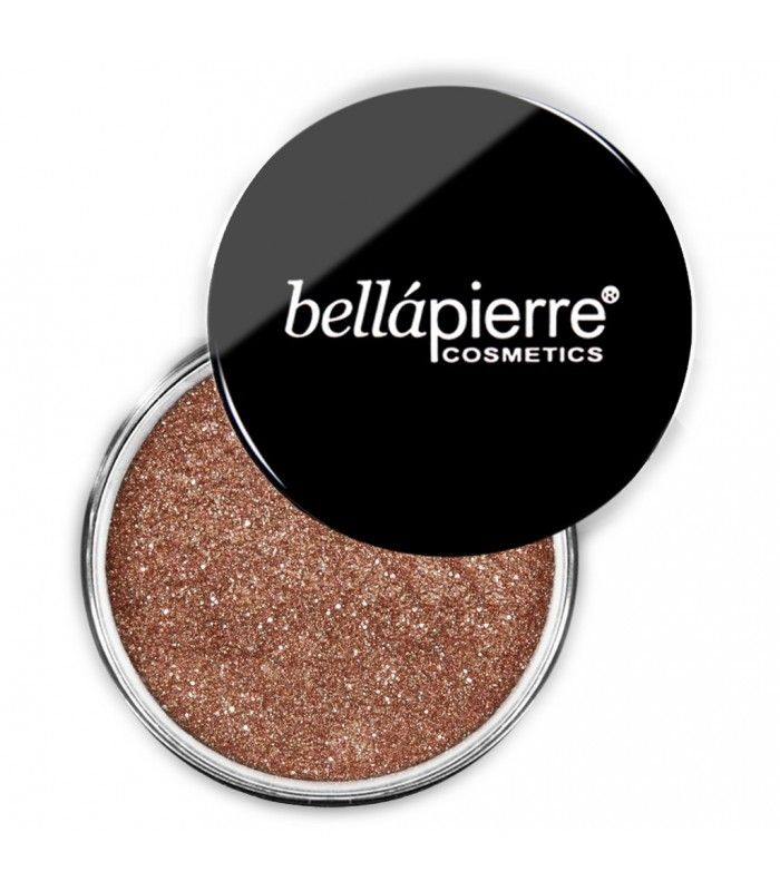 BELLAPIERRE SHIMMER POWDER - 070 COCOA 2.35G