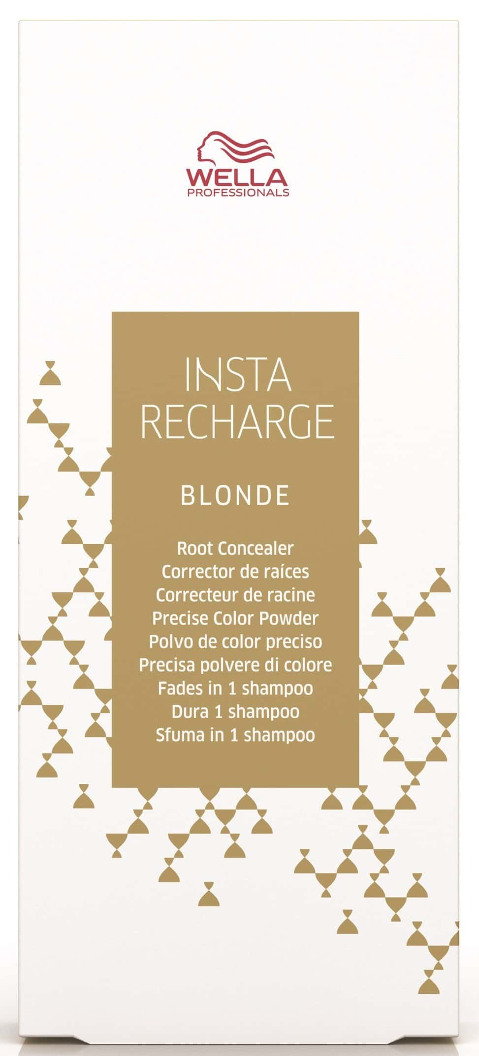 Wella Professional Instarecharge Powder Blonde