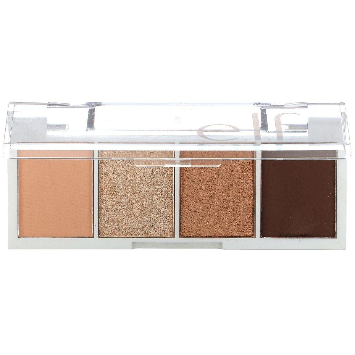 e.l.f. Cosmetics Bite Size Eyeshadows Cream & Sugar