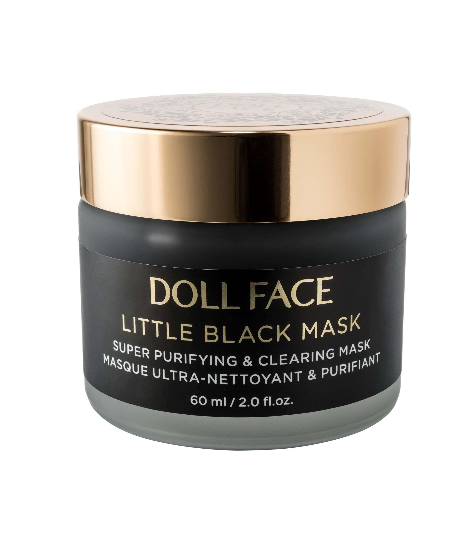 Doll Face Little Black Mask 60ml