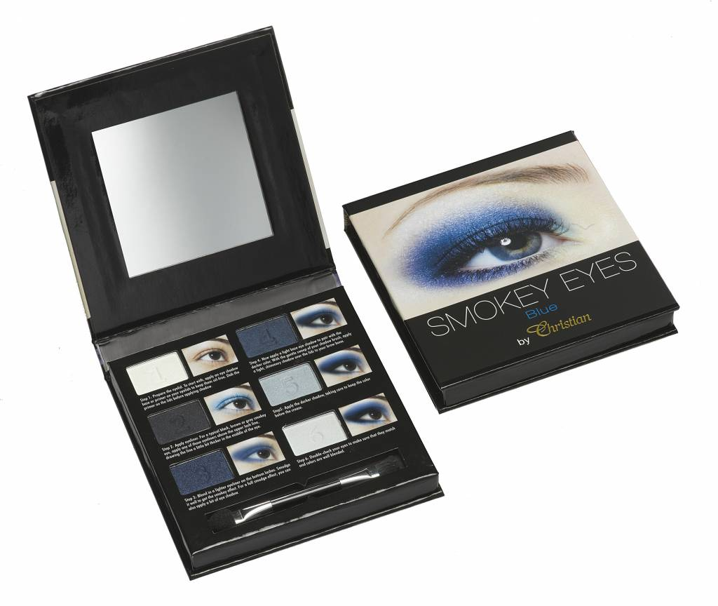 Christian Faye Smokey Eyes Blue