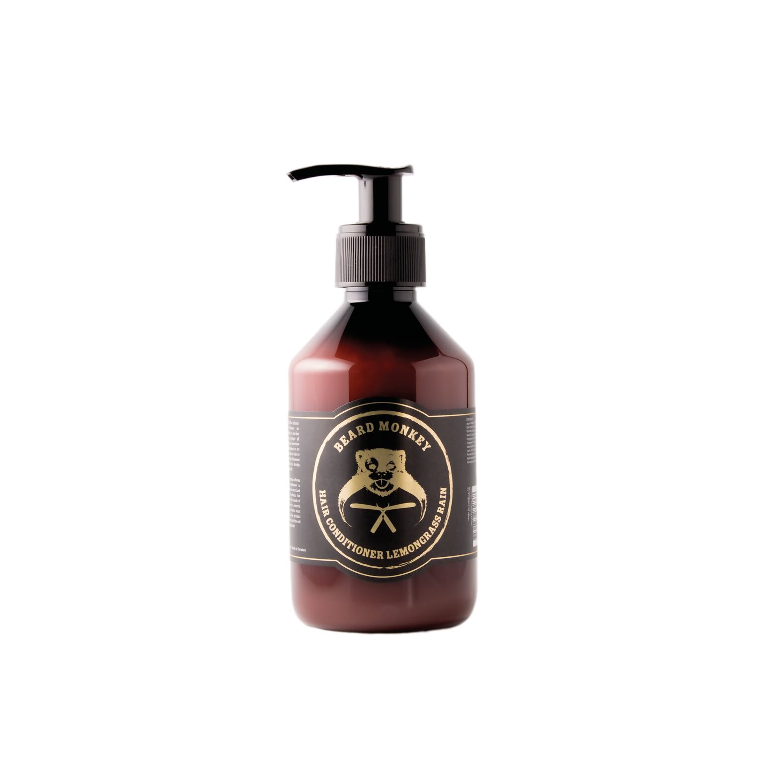 Beard Monkey Hair Conditioner Lemongrass Rain 250ml